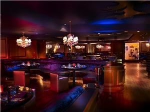 CatHouse, Las Vegas — Chandelier Room