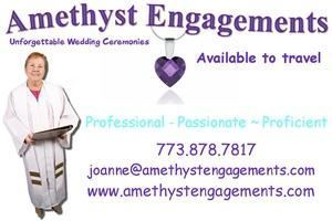 Amethyst Engagements
