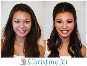 Christina Yi Professional Makeup and Hair Services