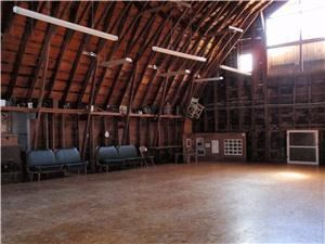Barn Loft, Hunt Hill Nature Center & Audubon Sanctuary, Sarona — Barn Loft