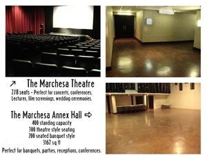 278 Seated Theater - The Marchesa, Marchesa Hall & Theatre, Austin