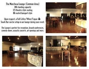 Lounge - The Marchesa Hall & Theatre, Marchesa Hall & Theatre, Austin