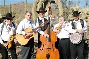 The DESERT SUN String Band