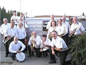 Generation Gap Big Band - Sacramento