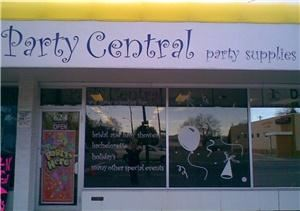 Party Central Party Supplies