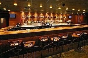 Entire Facility, Subterra Lounge, Indianapolis — Subterra Lounge All Coper Bar