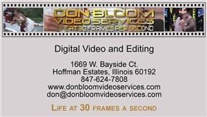 Don Bloom Video Services