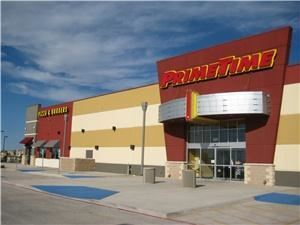 PrimeTime Family Entertainment Center, Abilene