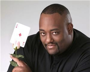 Comedy Magician Dewayne Hill - Richmond