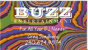 Buzz Entertainment, Frederick