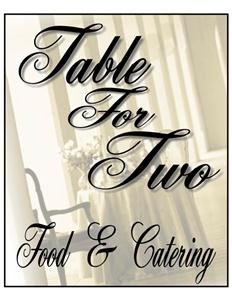 Table For Two Food & Catering