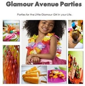 Glamour Avenue Parties