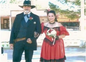 Tombstone Weddings