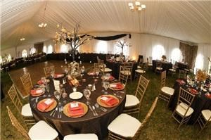 Top Hat Party Design, Huntingtown — Providing rentals for every event.  Rentals of tents, tables, chairs, linens, china, dance floor, staging, moonbounces, concession equipment, fountains, props. We have everything you need to ensure a successful event.
