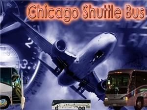 Chicago Shuttle Bus Rental