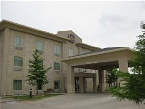 Best Western - Granbury Inn & Suites