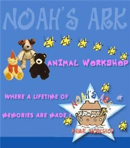 Noah's Ark Buddies Birthday Workshop