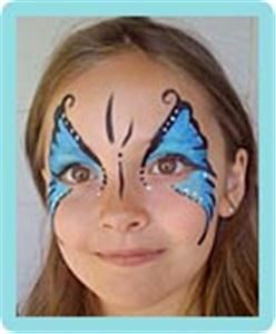 Zanypaint Face Painting