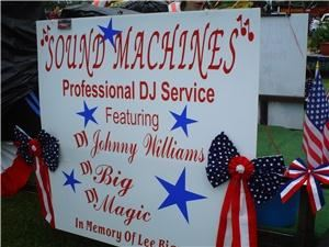 Sound Machines Mobile DJ Service