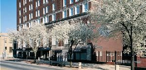 The Yorktowne Hotel, York — Old World Charm and Colonial Hospitality await you in the heart of America's First Capital - York, PA. The Yorktowne Hotel, a restored National Historic Landmark, offers special amenities to please every guest. 