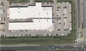 SUNSPORTS CYCLE &amp; WATERCRAFT, Fort Myers  satalite view of our facility. We have a large motorcycle dealership facility with a 55000 sq ft parking area. This are can be used for all kinds of outdoor events including car. boat motorcycle shows, swap meets, sporting evnts or exhibitions, parties, poker runs, etc. We have an outdoor stage we can provide as well as other amenities and indoor space. Fees are often FREE or very low in return for mutual benefits. Motorsports or action sports events are the best fit but we are open to anything that would draw a nice crowd. Saturdays in the day time are also preferred.