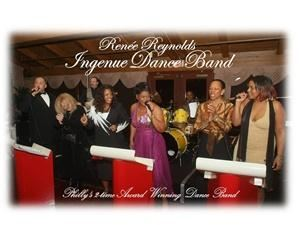 Renee Reynolds Ingenue Dance Band