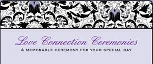 Love Connection Wedding Ceremonies, Boiling Springs