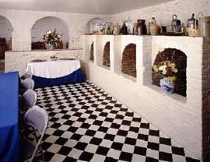 Wine Cellar Room, Homewood House Museum, Baltimore