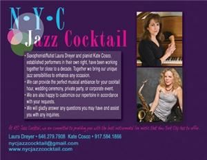 NYC jazz Cocktail