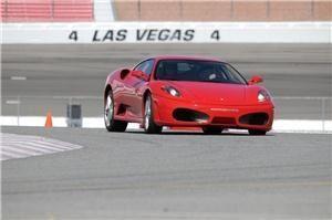 Exotics Racing Las Vegas Nv Entertainer