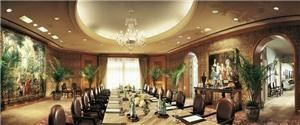 Board Room, Windsor Court Hotel, New Orleans
