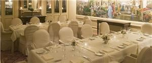 Private Dining Room, Windsor Court Hotel, New Orleans