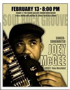 Joey McGee Music