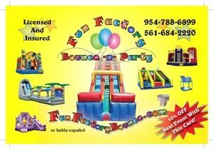 Fun Factory Bounce N Party