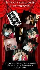 Instant Memories Photobooth