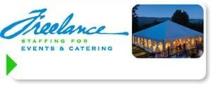 Freelance Staffing for Events & Catering