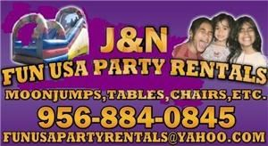 J And N Fun USA Party Rentals