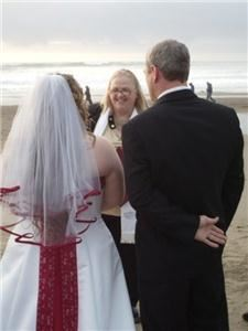 Wedding Officiant- Mary L. Browning