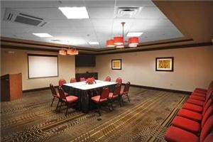 Room C, Hilton Garden Inn Oxford/Anniston, AL, Oxford — Plan a meeting complete with food and drink prepared by our experienced staff of culinary experts!