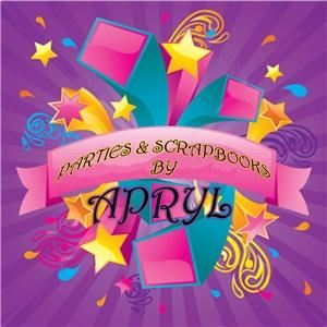 Parties & Scrapbooks by Apryl