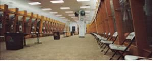 Cleveland Browns Locker Room, Cleveland Browns Stadium, Cleveland