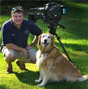 Nautilus Productions LLC, Fayetteville — Rick Allen and Lucky Dog of Nautilus Productions LLC