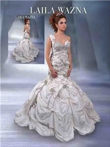 Alembaratora, Los Angeles — one of the designer wedding dress