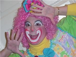 Happy Heart the Clown