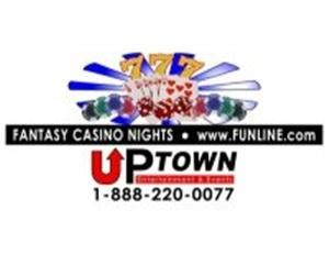 Uptown Entertainment & Events, Lockport — Add FUN to your next event with a Touch Of Vegas Casino Night brought to you by Uptown Entertainment & Events.