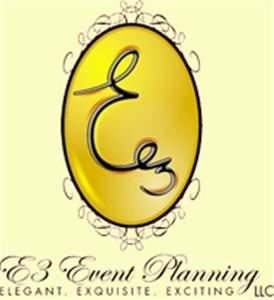 E3 Event Planning, LLC, Debary — The main goal of E3 Event Planning, LLC is to present an unforgettable experience by adding elegance, excitement, and exquisite flair to the event. Our staff consist of consummate professionals who strive towards exceeding all expectations, by paying impeccable attention to every detail. Every client is highly valued and E3 works towards perfecting  and maintaining each unique vision.
