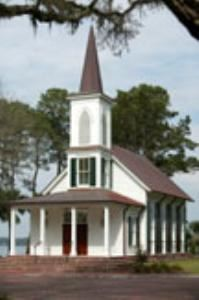 The Waterside Chapel, The Inn at Palmetto Bluff, Bluffton