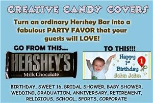 Creative Candy Covers - Philadelphia