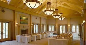 The River House Ballroom, The Inn at Palmetto Bluff, Bluffton