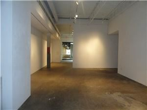 Entire Facility, Bradford Gallery, Atlanta — View from rear of gallery